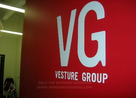 vinyl lettering vesture group san fernando valley